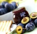Free Plum Jam - Marmalade Stock Image - 26720621