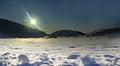 Free Snow Sunshine Royalty Free Stock Photography - 26726677
