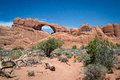 Free Arches National Park Stock Photography - 26729572