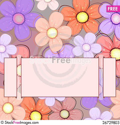 Free Cut Paper With Simple Card Stock Photos - 26729803