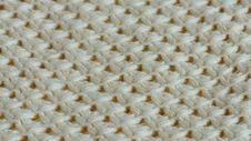 White Knitting Texture Stock Photos