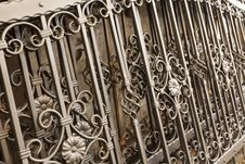 Free Wrought Iron Stock Photography - 26722832