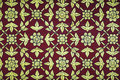 Free Thai Vintage Pattern Royalty Free Stock Photo - 26734225