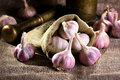 Free Fresh Garlic Royalty Free Stock Photography - 26736337