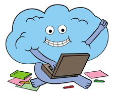 Free Cloud Work Royalty Free Stock Images - 26731749