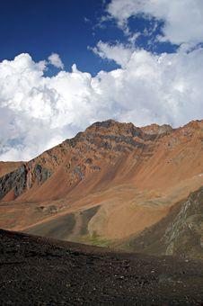 Free Caucasus Mountains. Royalty Free Stock Image - 26735956