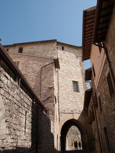 Free Assisi-Italy Royalty Free Stock Image - 26736026