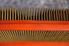 Free Automobile Air Filter Stock Photography - 26738852