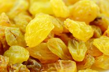 Free Golden Raisins. Royalty Free Stock Photo - 26739065