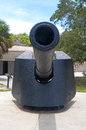 Free Old Iron Canon At A Fort Stock Photo - 26741360