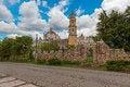 Free Oxtotipac Church And Monastery, Mexico Stock Photos - 26743423
