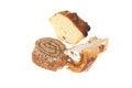 Free Delicious Cakes On A White Background Stock Photos - 26745023