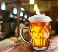 Free Glass Of Light Beer Stock Image - 26757721