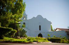 Free Mission Basilica San Diego De Alcala Stock Images - 26759264