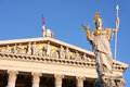 Free The Austrian Parliament In Vienna, Austria Royalty Free Stock Photography - 26760217