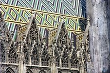 Free Stephansdom In Vienna, Austria Royalty Free Stock Photos - 26760128
