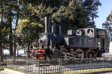 Old Locomotive Royalty Free Stock Photos