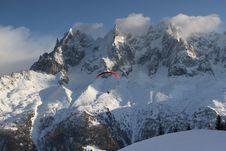 Free Alpine Resort Royalty Free Stock Photography - 26761687