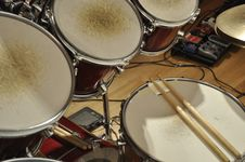 Free Drums Stock Photos - 26766683
