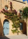 Free Courtyard In Medieval Mdina, Malta. Stock Images - 26778574