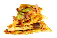 Free Stacked Pizza. Stock Photography - 26771322