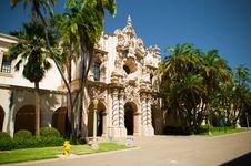 Free Balboa Park Spanish-Renaissance Architecture Stock Images - 26778624