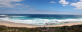 Free Panoramic View Of Yallingup Beach Stock Photography - 26781412