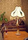 Free Table Lamp Royalty Free Stock Images - 26786909