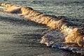 Free Waves At Sunrise Stock Image - 26787891