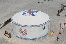 Jia Yu Guan Western Great Wall, Silk Road China Stock Photo