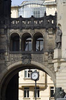 Free Prague, Czech Republic Stock Photography - 26787622