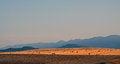 Free Evening Sun On The Ridge Of Hay Bales Stock Photography - 26792272