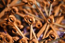Free Nuts And Bolts Royalty Free Stock Image - 26796086