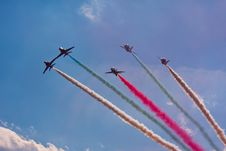 Free Air Show Royalty Free Stock Photography - 26796157
