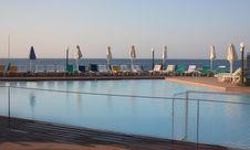 Free Hotel On The Sea Royalty Free Stock Photos - 26796298