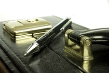 Free Objects Of A Businessman Stock Images - 26797804