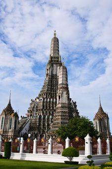Free Wat Arun Stock Images - 26798894