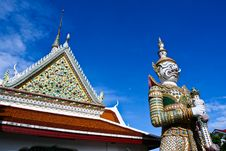 Free Wat Arun Stock Photo - 26798920
