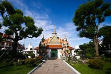 Free Wat Arun Stock Photography - 26798982
