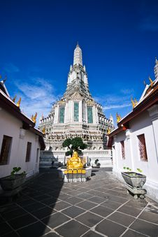Free Wat Arun Stock Photography - 26799012