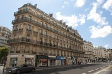 Free View On Streets Of Paris Royalty Free Stock Photography - 26799737
