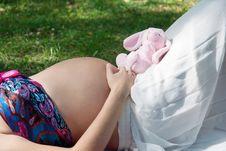 Free Pregnant Woman Stock Image - 26799921