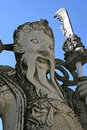 Free Grand Palace Statue Stock Photo - 2689090