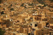 Jaisalmer Stock Image