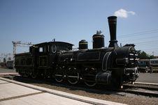 Free Locomotive Royalty Free Stock Photography - 2680697