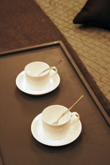 Free Teacup Royalty Free Stock Image - 2680936