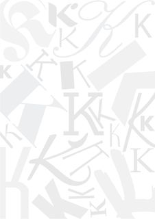 Free Frame With Letter K Stock Image - 2681391