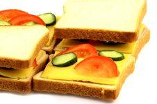 Free Fresh Toasts Stock Photography - 2681412