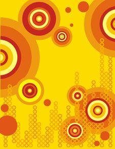 Free Circle Background Series Stock Image - 2681631
