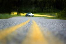 Free Country Roadway Royalty Free Stock Photo - 2681815